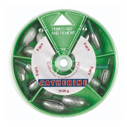 Assorted Bulged Catherine Olive Lead